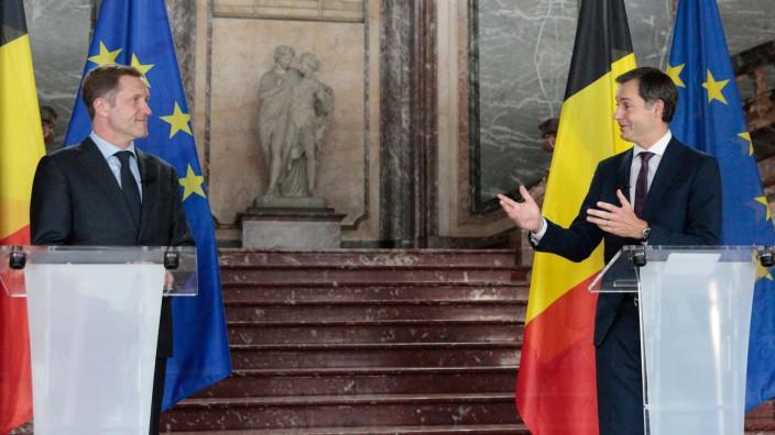 Belgien Regierung