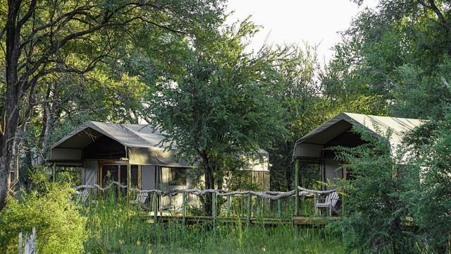 Gomoti River Lodge