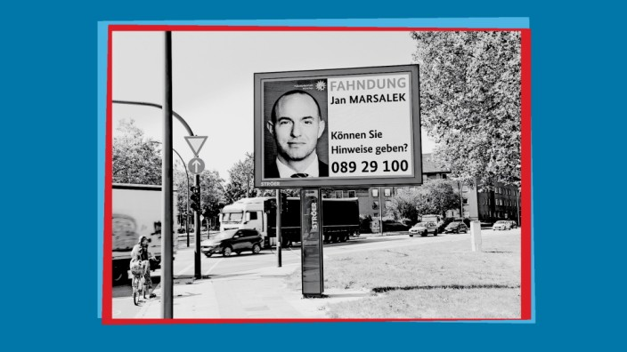 Wirecard: Jan Marsalek wird mit einem internationalen Haftbefehl gesucht.