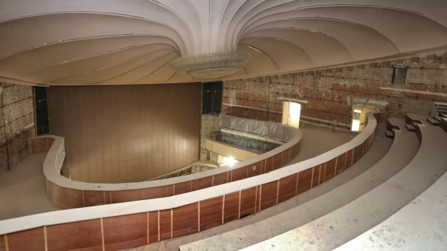 Sanierung Augsburger Staatstheater