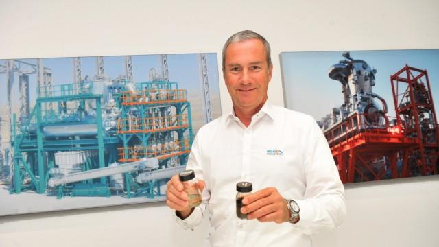 Percha: Nominierte FA Wirtschaftspreis - econ industries - GF Reinhard Schmidt