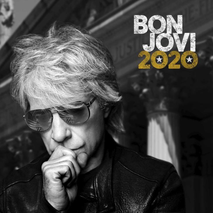 Album '2020' von Bon Jovi