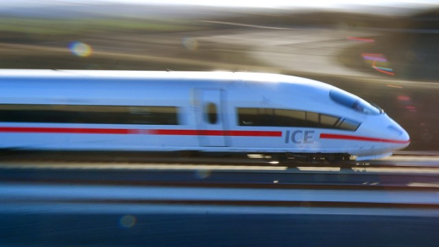 Wieder alle ICE-Sprinter zwischen Berlin und München im Einsatz