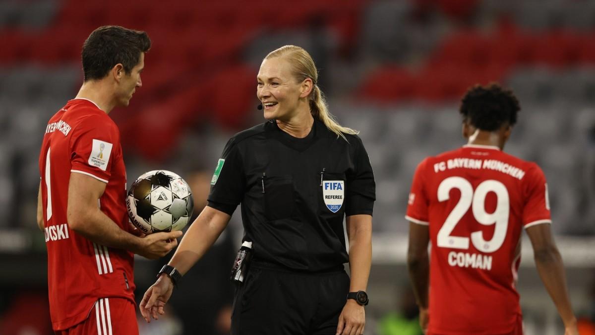 Schiedsrichterin Bibiana Steinhaus hört auf