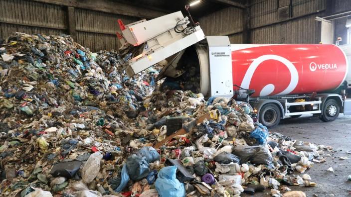 Veolia - Müllverwertung