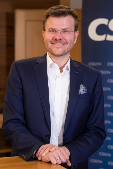 Nürnberger OB-Kandidat Marcus König in Quarantäne