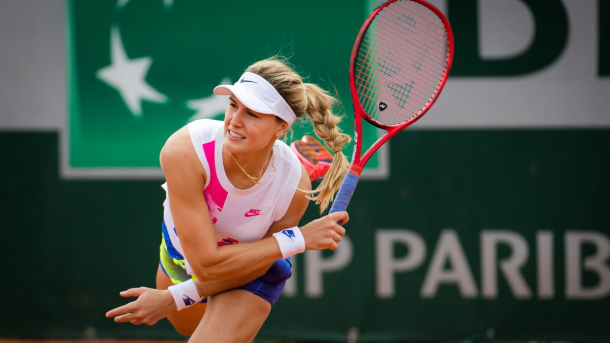 Genie Bouchard ist wieder da bei den French Open