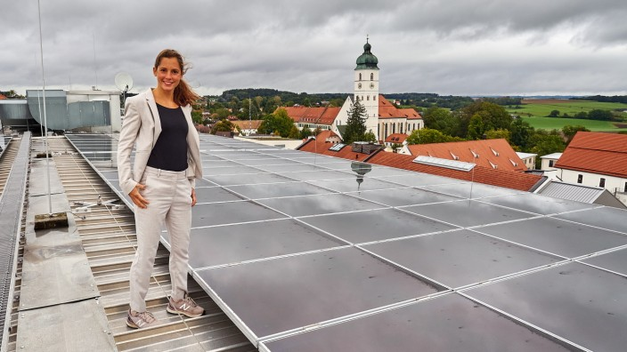 Lisa Rütgers - Klimaschutzmanagerin Lkr EBE