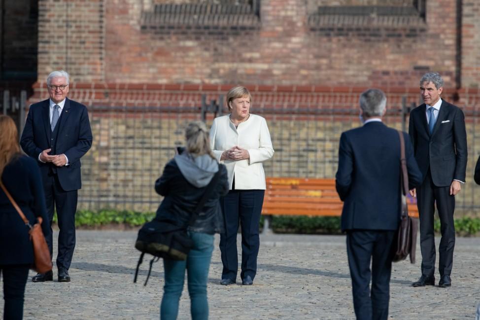 Zentrale Feierlichkeiten zum Tag der Deutschen Einheit