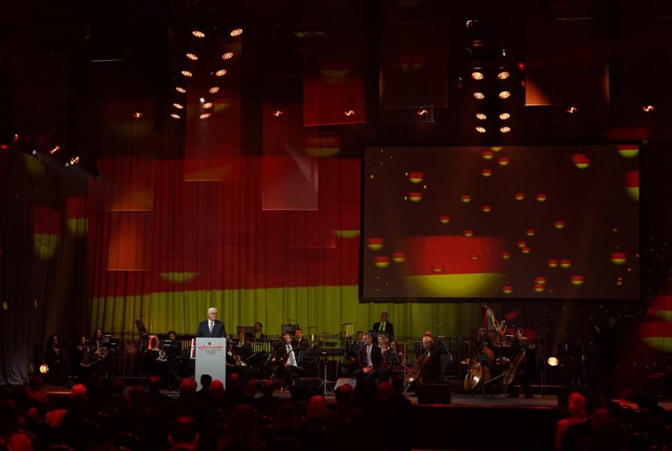 Germany Celebrates 30th Anniversary Of Reunification