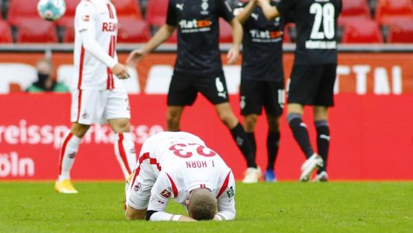 Bundesliga - FC Cologne v Borussia Moenchengladbach
