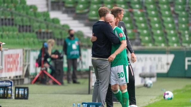 GER, SV Werder Bremen vs Arminie Bielefeld / 03.10.2020, wohninvest Weserstadion, Bremen, GER, SV Werder Bremen vs Armi