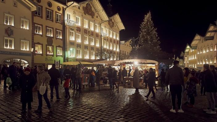 Christkindlmarkt Weihnachtsmarkt