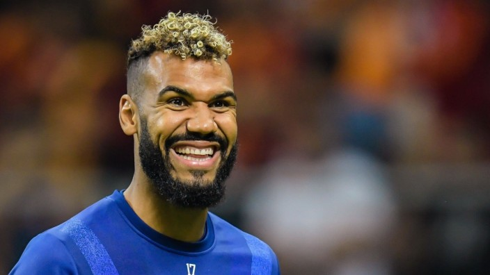 Eric Maxim Choupo-Moting of Paris Saint-Germain during the UEFA Champions League group A match between Galatasaray AS a