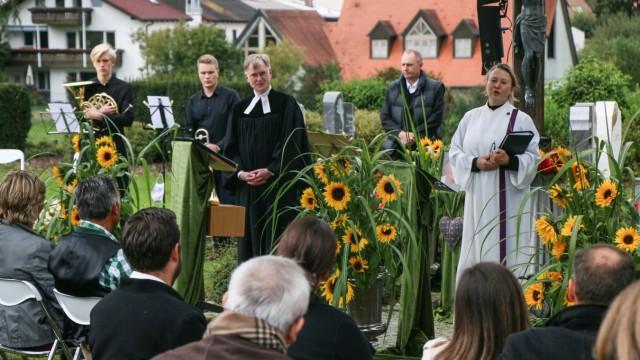 Beerdigung Rose Kraus
