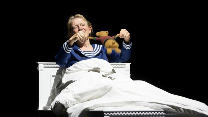 Pierrot Lunaire; Komische Oper Berlin