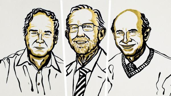 Nobel Prize 2020, Houghton, Rice, Alter