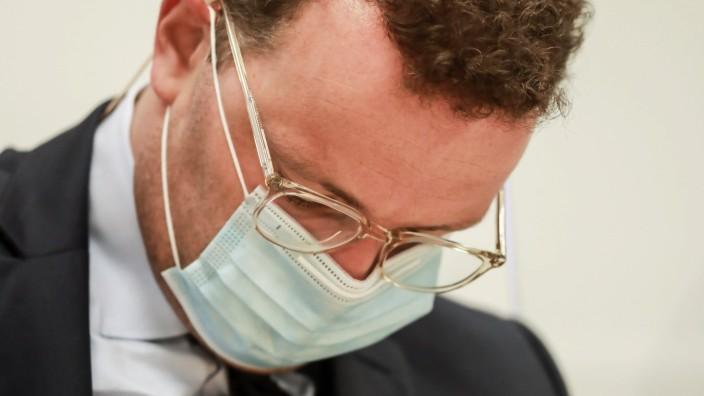 News Bilder des Tages Jens Spahn bei Kassenärztliche Vereinigung Dortmund 2020.08.25 Gesundheitsminister Jens Spahn CDU