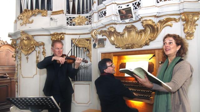 Benefizkonzert für Orgelrenovierung