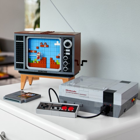 Nintendo Lego NES