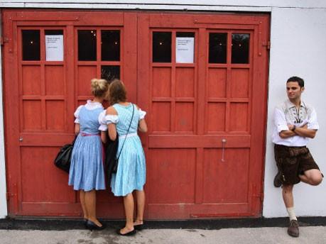 Bilder von der Wiesn, Oktoberfest 2009