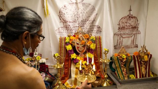 FÜRSTENFELDBRUCK:  Der Ganesha Tempel des Tamil Hindu Vereins