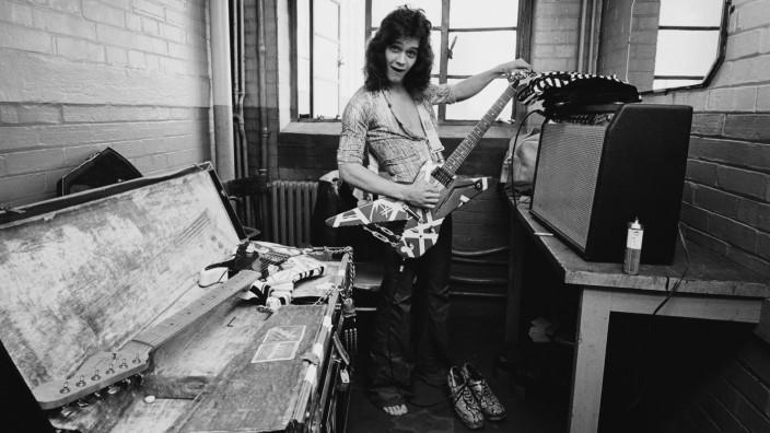 FILE: Musician Eddie Van Halen Dies At 65