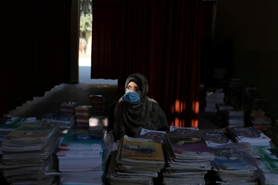 Gaza schools prepared to reopen amid COVID-19 outbreak