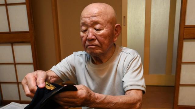Former Kamikaze Pilot Ryozo Kotoge Interview
