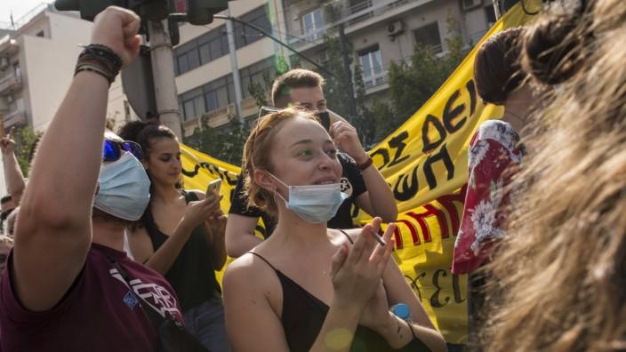Golden Dawn Prozess