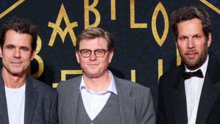 Babylon Berlin Neue Staffel Soll 2021 Gedreht Werden Medien Sz De