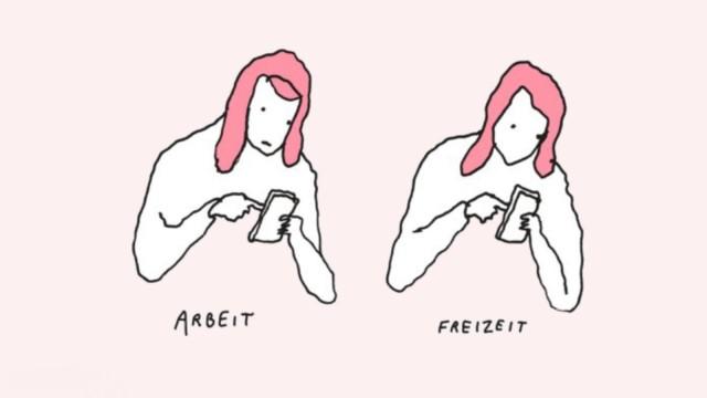 Liana Finck zeichnet Cartoons über das Leben und die Liebe