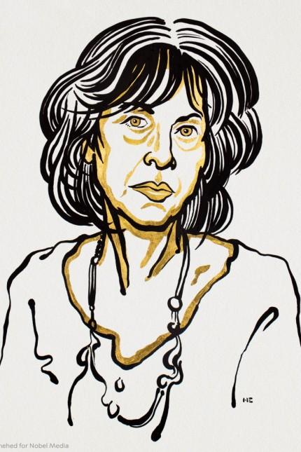 Louise Glück, Literatur-Nobelpreis 2020