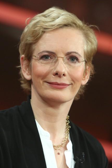 Dr Petra Bahr Pfarrerin und Kulturbeauftrage des Rates der EKD in der ARD Talkshow GÜNTHER JAUCH