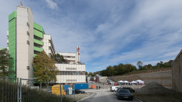 Grundsteinlegung Erweiterungsbau Klinik Bogenhausen