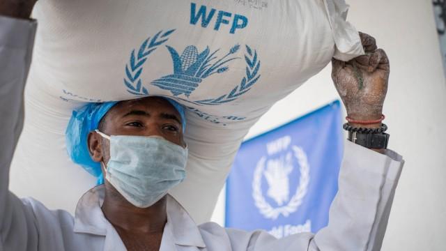 WFP, World Food Programme, Jemen