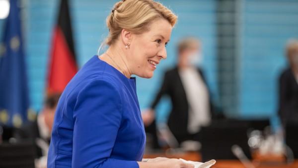 German Government Weekly Cabinet Meeting In Berlin