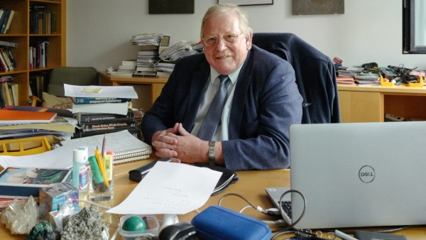 Reinhard Genzel, 2020