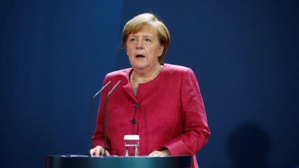 Merkel Corona Bürgermeister