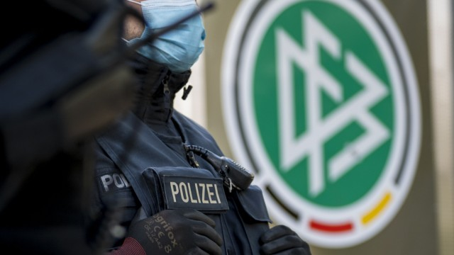 Police Raid DFB Offices And Member Apartments Over Possible Tax Evasion