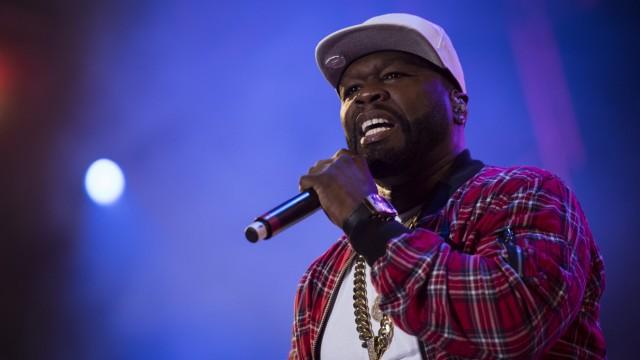 US-Rapper 50 Cent