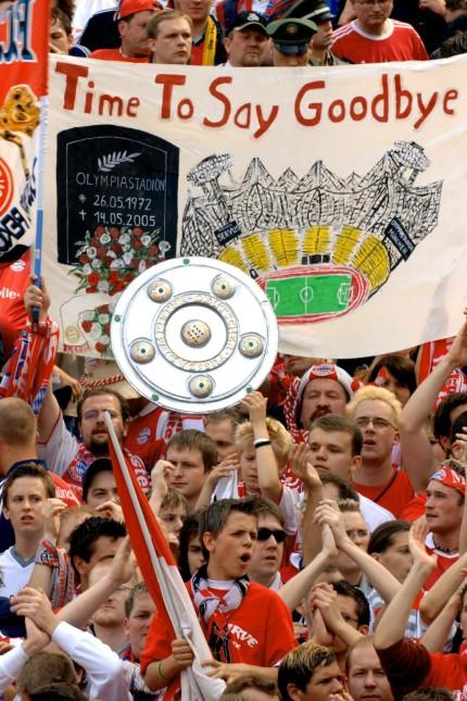 FC Bayern München - 1. FC Nürnberg