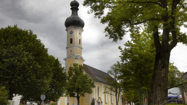 Kirchen Bad Tölz