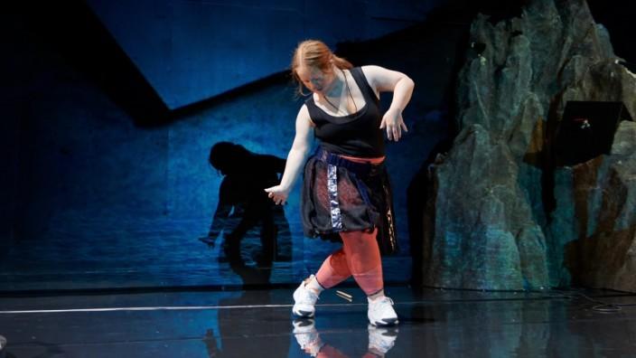 Kammerspiele München: Probe zur Inszenierung 'Ich bin's Frank'; Ich bin´s Frank