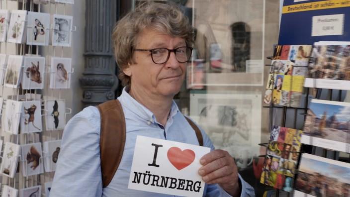 Titel: Barwasser in Nürnberg;