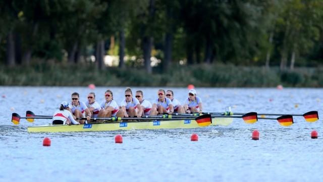 Ruder-Europameisterschaften in Posen