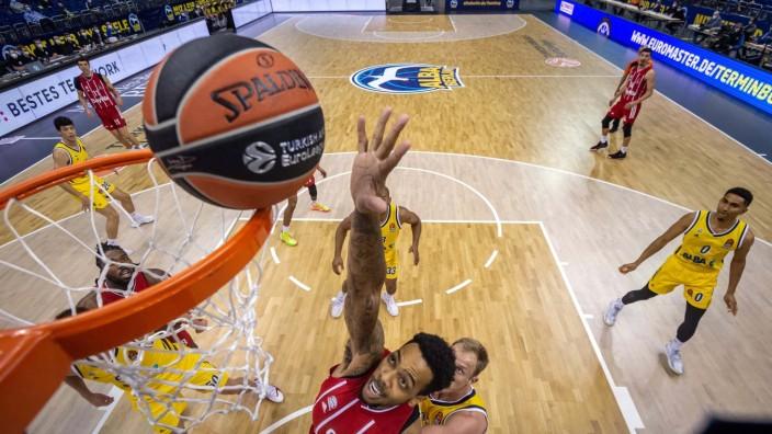 Basketball Berlin 09.10.2020 Saison 2020 / 2021 Euroleague Regular Season 2. Spieltag Alba Berlin - FC Bayern München M