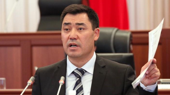 Neuer Regierungschef in Kirgistan