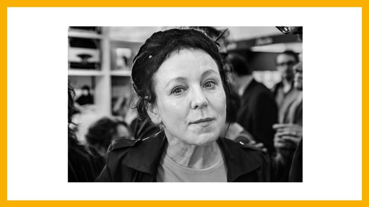 Literaturnobelpreisträgerin Olga Tokarczuk im Interview