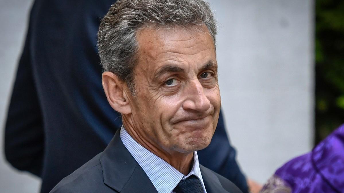 Sarkozy drohen bis zu vier Jahre Haft